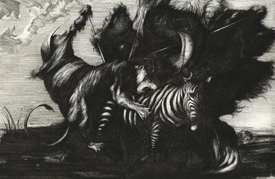 Hugo Wilson, 'Hunt III', 2015-16
