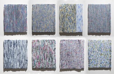 Joël Andrianomearisoa, 'Sentimental Garden, Serie 3', 2019
