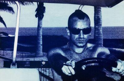 Anton Corbijn, 'Bono - Taxi Driver, Cabo San Luca', 1998