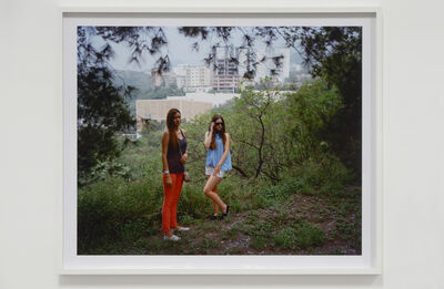 Yvonne Venegas, 'Florence and Annie', 2013