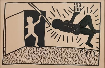 Keith Haring, 'Untitled', 1980