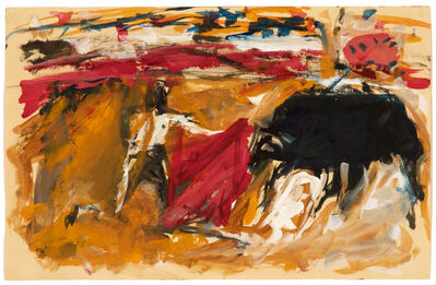 Elaine de Kooning, 'Untitled', ca. 1958