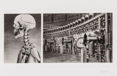 Eduardo Paolozzi, 'Cloud Atomic Laboratory', 1971