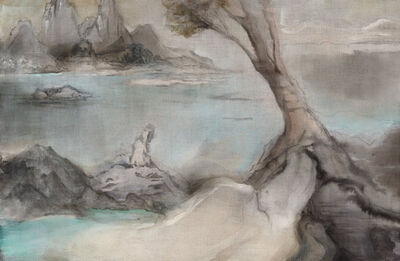 Leiko Ikemura, 'Zarathustra II', 2014