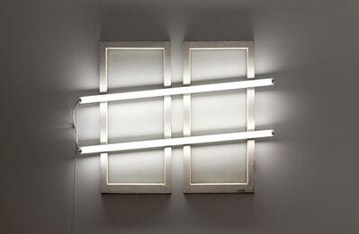 Bill Culbert, 'Double window', 2009