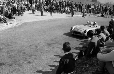 Jesse Alexander, 'Stirling Moss and Denis Jenkinson, Mille Miglia, Italy', 1955