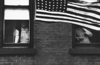 Robert Frank, 'Hoboken, New Jersey', 1955