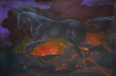 Haley Josephs, 'Pale Horse', 2017