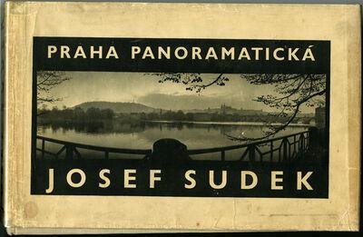 Josef Sudek, 'PRAHA PANORAMATICKÁ', 1959