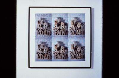 Roland Bernier, 'Load Pain Zone', 1999
