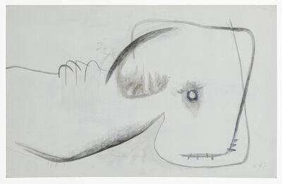 Rodolfo Nieto, 'Personaje', 1964