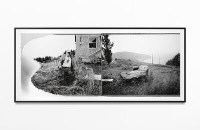 Ari Marcopoulos, 'Robert Frank Diptych', 2018