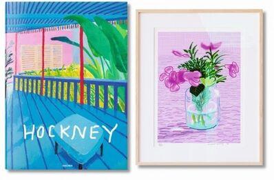 David Hockney, 'A Bigger Book + 1 print', 2016