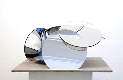 Eva Schlegel, 'Cloudspace, Modell 1: 100', 2018