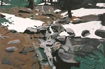 Koen van den Broek, 'Waterfall', 2004