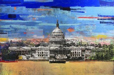 Houben R.T., '$50 US Capitol', 2017