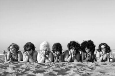 Marjorie Salvaterra, 'Sheila's Beach Party', 2017