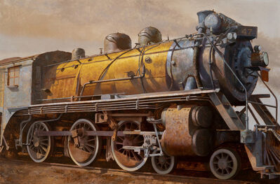Drew Ernst, 'Locomotive!', 2019