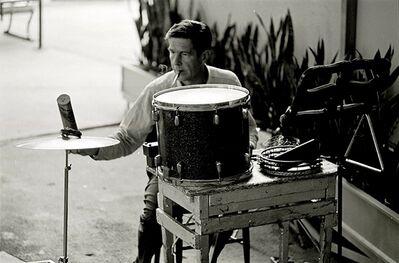 Hervé GLOAGUEN, 'Composer John Cage, NY 1967', 1967