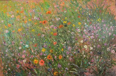 Bruno Zupan, 'Wild Flowers '