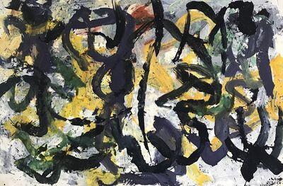Oswaldo Vigas, 'Signos V ', 1964