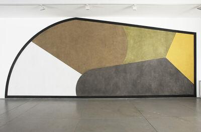 David Tremlett, '5 Forms', 2008
