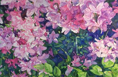 Joy Makon, 'Not Quite Lavender', 2015