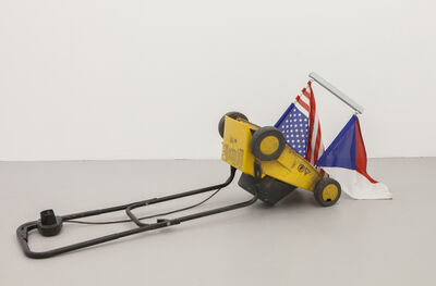 Brad Downey, 'Low-Mow', 2013