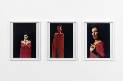 Dominique Gonzalez-Foerster, 'MC (numéro rouge)', 2018