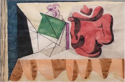 Le Corbusier, 'Nature morte à la lanterne et à la cafetière', 1930