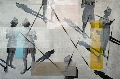 Elisabeth Nagy, 'Natascha is connected', 2019