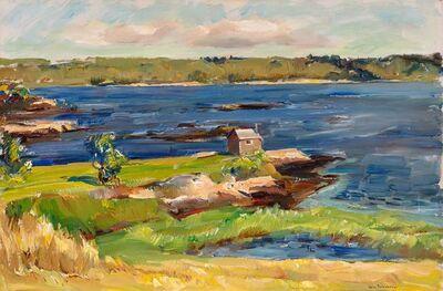 John Fulton Folinsbee, 'Hockamock Bay', circa 1935