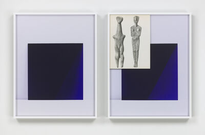 Sara VanDerBeek, 'Parallel (Cycladic)', 2018
