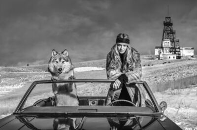 David Yarrow, 'Mile High Club', 2020