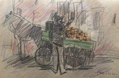 Karl Knaths, 'Fruit Peddler', 1922