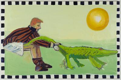 Carla Busuttil, 'Paradise No.3 (Crocodile)', 2018