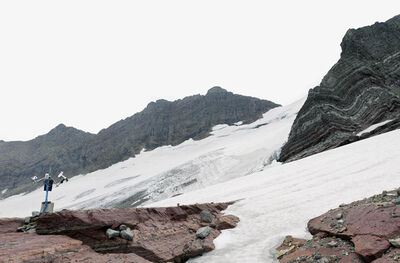 Ian van Coller, 'Sperry Glacier Weather Station', 2012