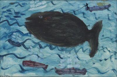 Eugène Brands, 'Walvisvaart - Whaling', 1954