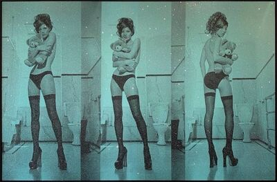 Russell Young, 'Kate Moss Triptych', 2018