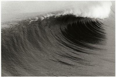 Anthony Friedkin, 'Breaking Wave - Venice Beach, California', 1978