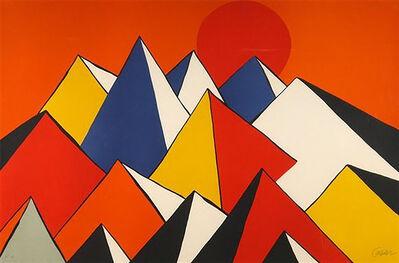 Alexander Calder, 'Homage to the Sun ', 1973