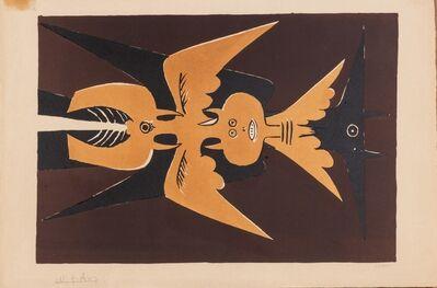 Wifredo Lam, 'Embleme', 1952