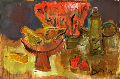 Serhiy Hai, 'Pear Still Life', 2006
