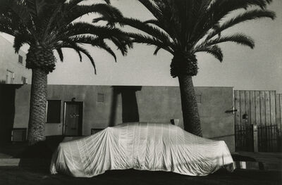 Robert Frank, 'Covered Car--Long Beach, California', 1956/1956c