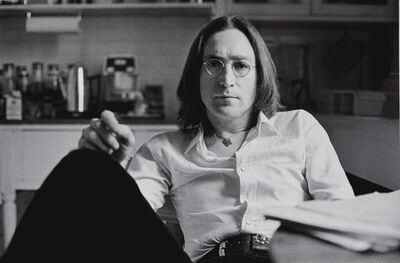Brian Hamill, 'Selected Images of John Lennon at the Dakota, NYC'