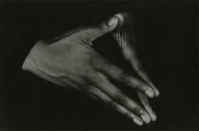 Lynn Stern, 'Hands #12', 1978