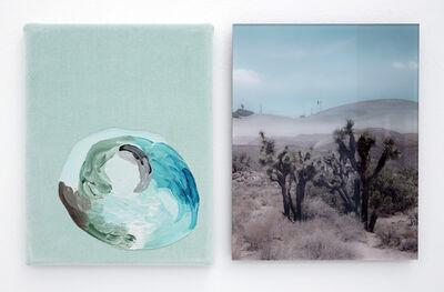 wiedemann/mettler, 'amüsiert / Ocean Beach', 2020