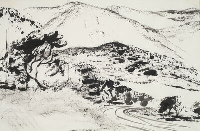 Philip Govedare, 'Hills', 2011