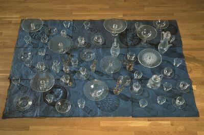 Kiki Smith, 'Salvers and Teacups', 1996