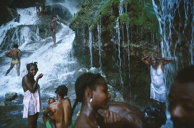 Alex Webb, 'Saut-d'Eau, Haiti', 1987